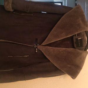 Ivanka Trump gray coat size large